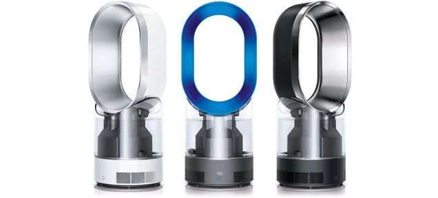 Dyson S Humidifier Uses Uv Light To Kill Germs In Its Water Reservoir Humidifier Dyson Cleaning