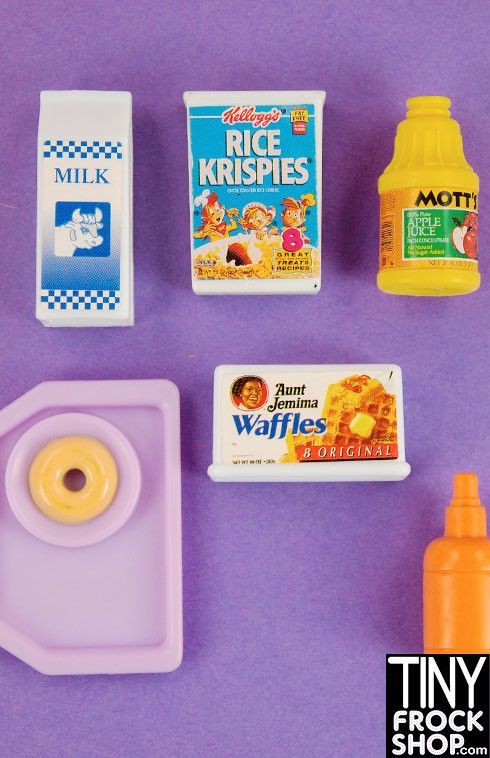 Barbie Breakfast Time Set  sc 1 st  Pinterest & Barbie Breakfast Time Set | Dolls Barbie accessories and Barbie ...