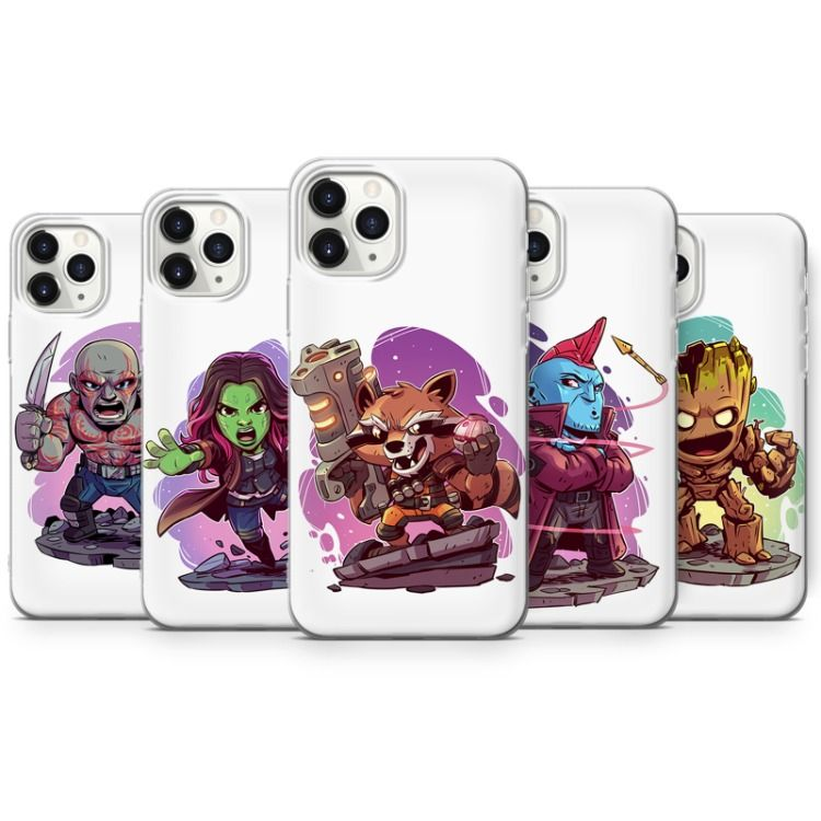 Guardian Of The Galaxy Phone Case For Iphone 12 Pro Max 12 Etsy In 2021 Phone Cases Iphone Cases Galaxy Phone Cases