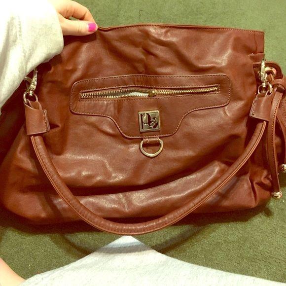 4d446180e0621b Purse Great brown color. Big purse, I love big purses. Lots of room. Bags  Shoulder Bags