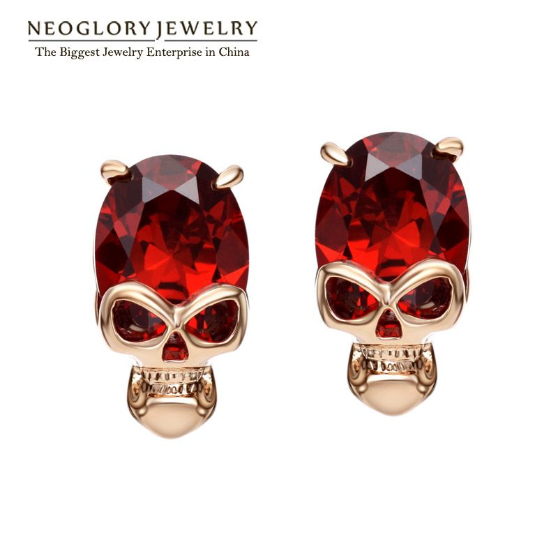 MADE WITH SWAROVSKI ELEMENTS Crystal & Rhinestone Platinum Plated Drop Earrings Brincos For Women NewJewelry Hot Oh Yeah www.lolfashion.ne... #Jewelry #shop #beauty #Woman's fashion #Products