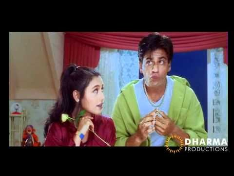 Pin By Deandra On Everything Indian Bollywood Kuch Kuch Hota Hai Bollywood Music Romantic Scenes