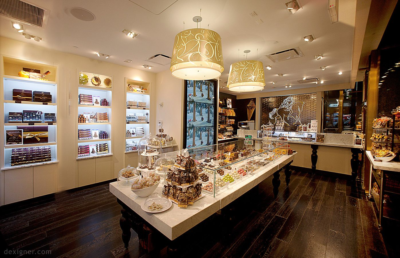 Godiva Store in Metlife Building | candyshop | Pinterest | Metlife ...