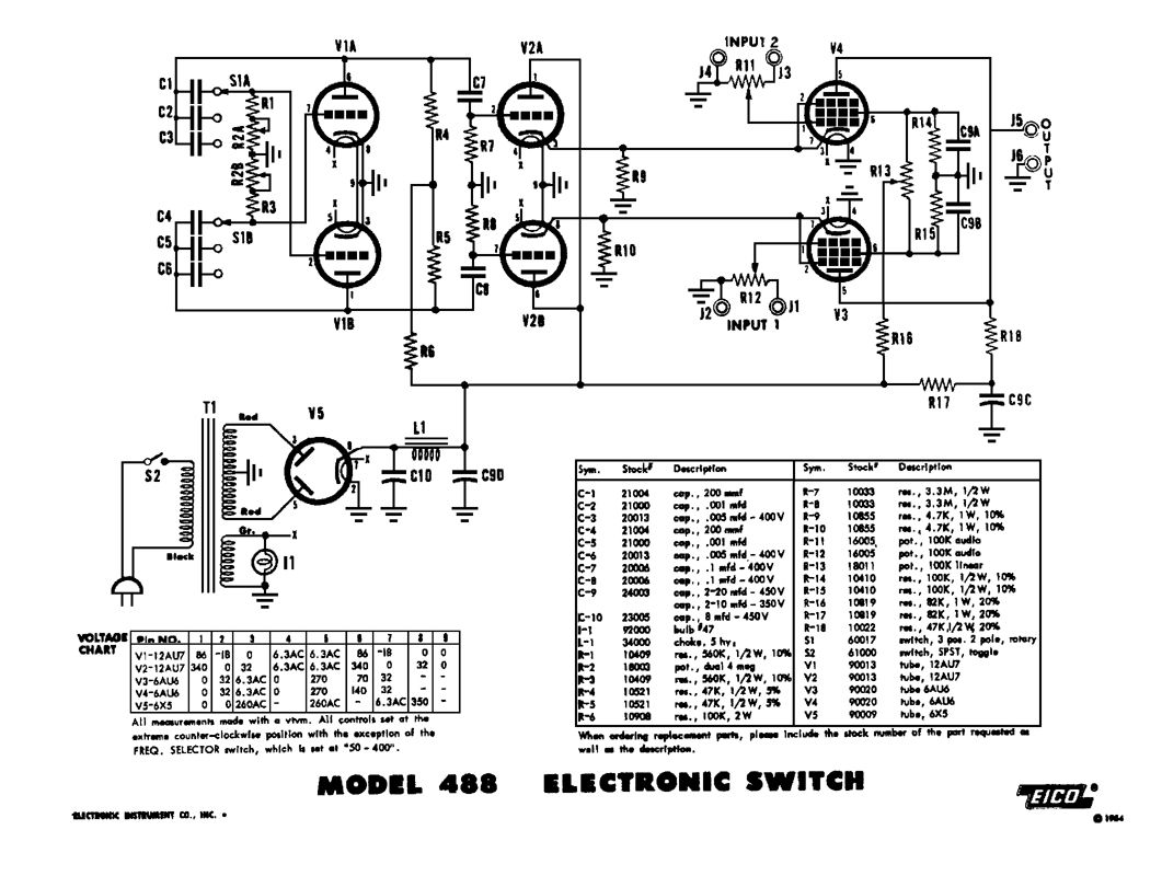 Schematics Image By Donald Hayward