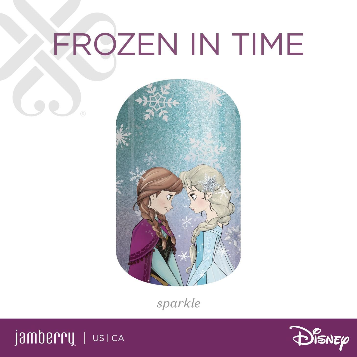 NEW Frozen Disney Collection By Jamberry!!! kerriberry.jamberry.com ...