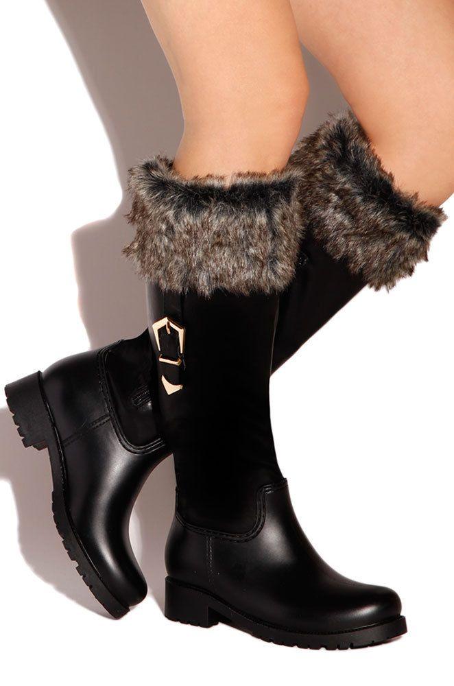 Lola Shoetique - Frostbite - Black, $44.99 (http://www.lolashoetique.com/frostbite-black/)