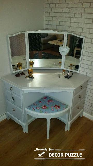 Small Corner Vanity For Bedroom Tcworks Org