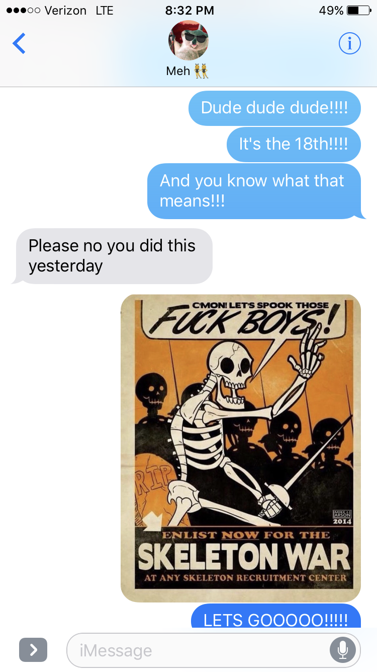 I've been doing this for the past 5 days Halloween memes