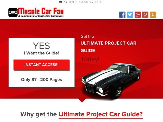 muscle car fan buy sell restore latest products pinterest fans rh pinterest com cars guides in harrisburg car sellers guide