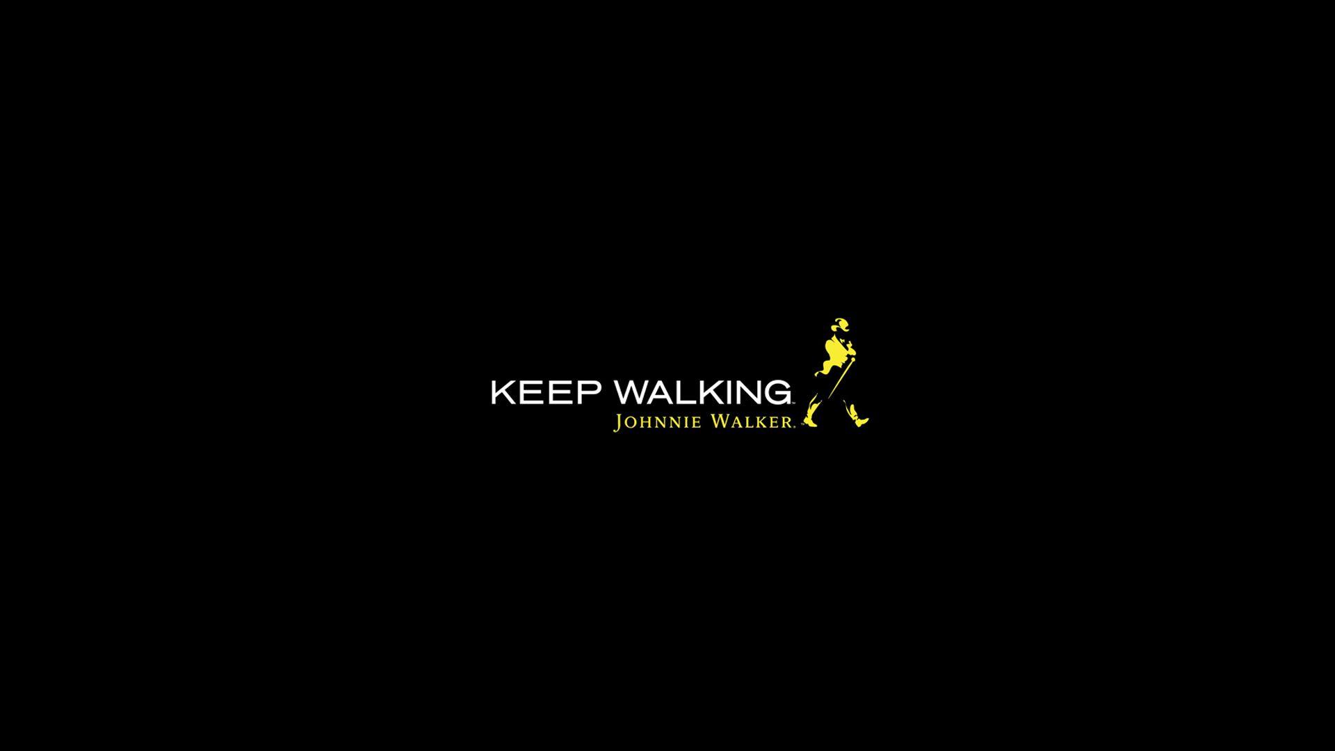 Keep Walking Johnnie Walker Image HD Wallpaper Free