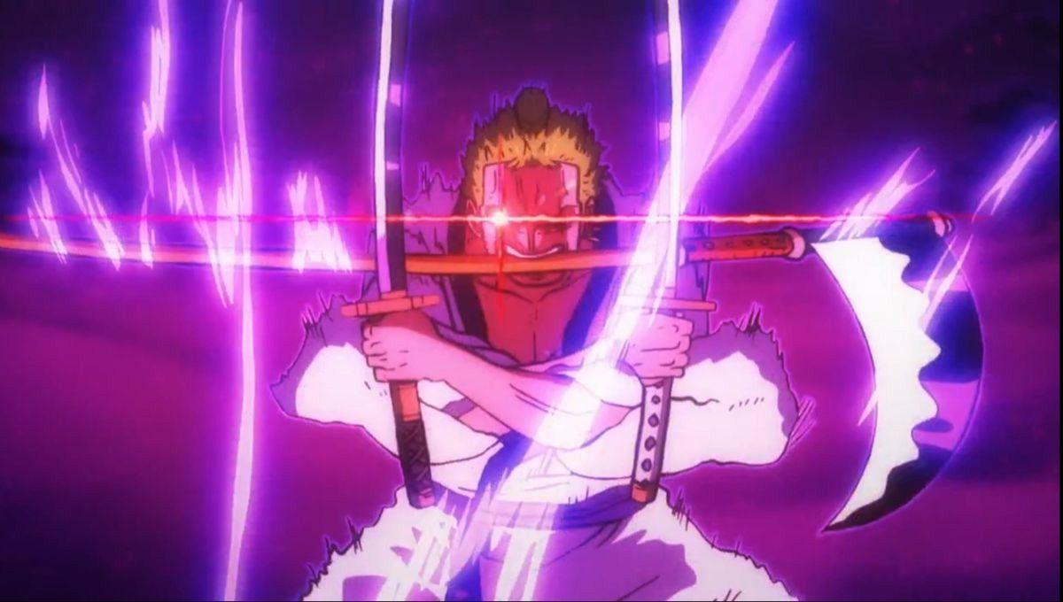 Zoro Zoro Roronoa Zoro One Piece Ep