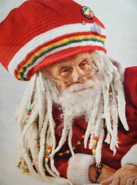 Rasta Santa