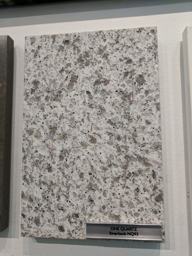 One Quartz Riverbank Nq93 This Is The We Chose For Kitchen Renovation Picked Slabs At Daltile