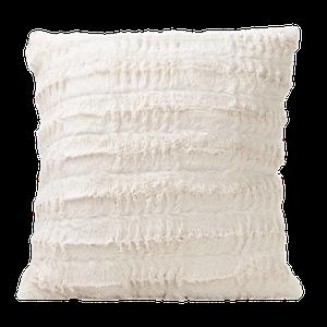 Carraton Faux Fur Throw Pillow By Charlton Home Cream In 2020 Throw Pillows Cream Throw Pillows Beige Throw Pillows