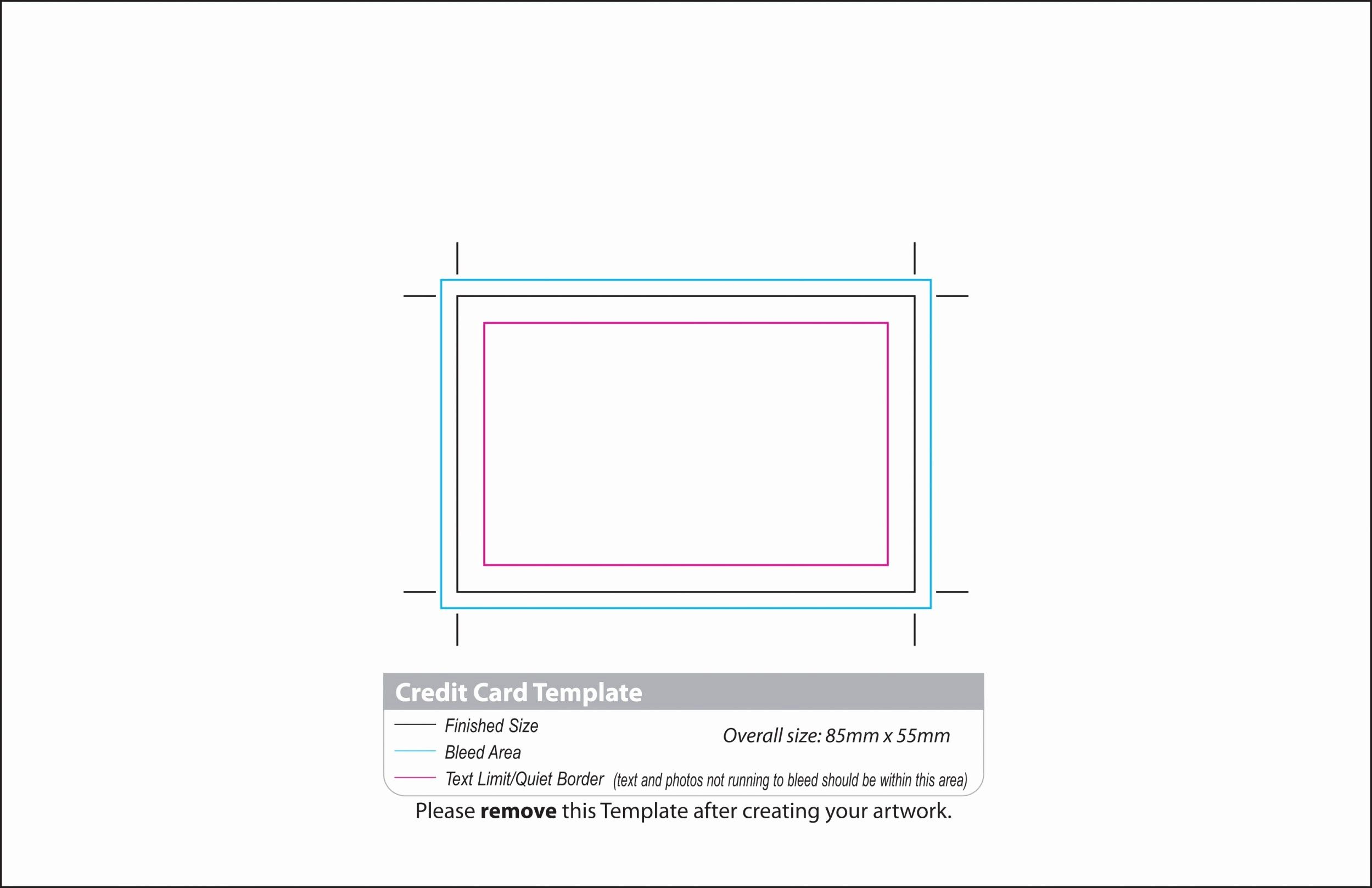 Blank Business Card Template Free Beautiful Business Card Border Template Inspirational Awesom Free Business Card Templates Business Card Size Credit Card Slip