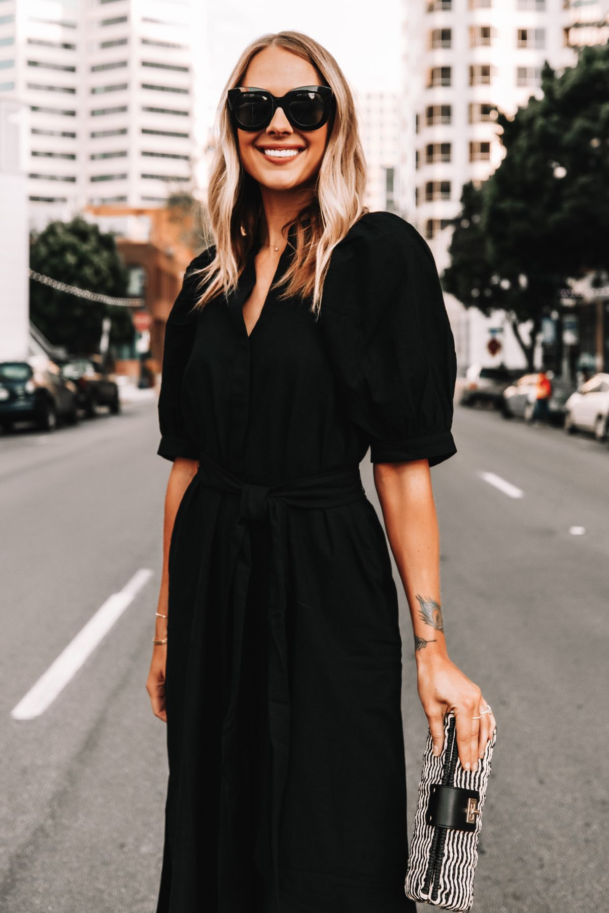 Pin By Betsy Williams On Fashionjackson Fashion Summer Black Dress Fashion Jackson [ 1800 x 1200 Pixel ]