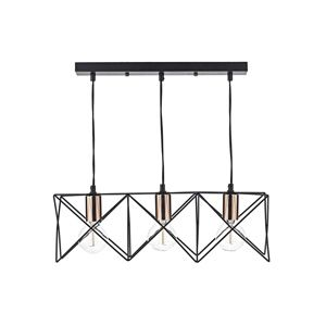 Copper Bar Pendant