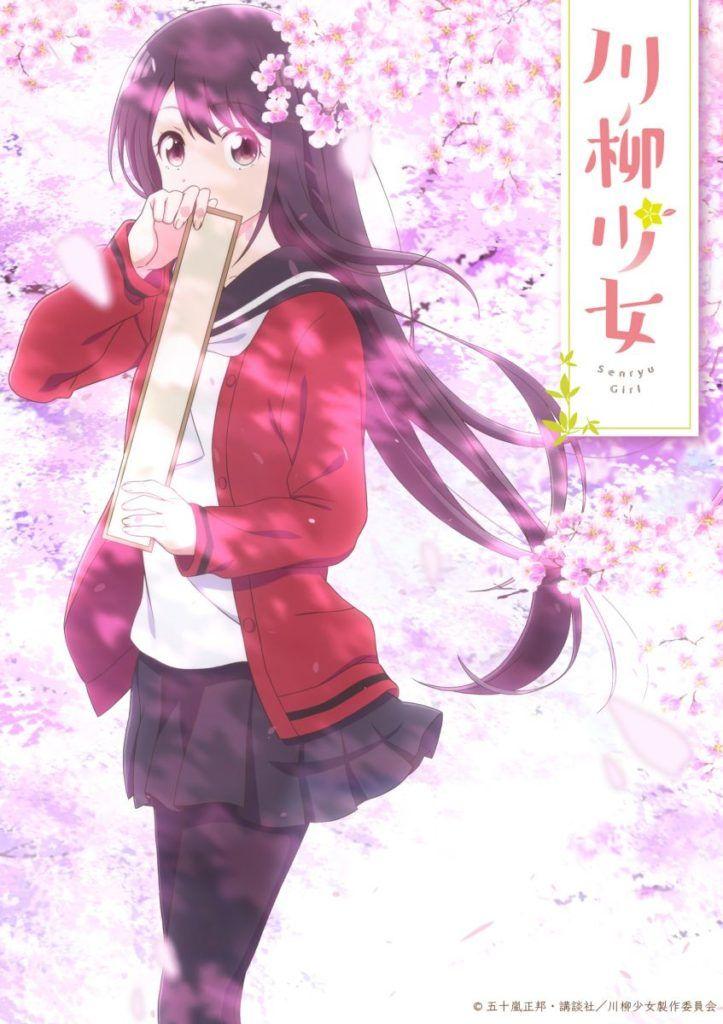 Senryu Girl (Senryuu Shoujo) Visual Anime, Manga, Hài hước