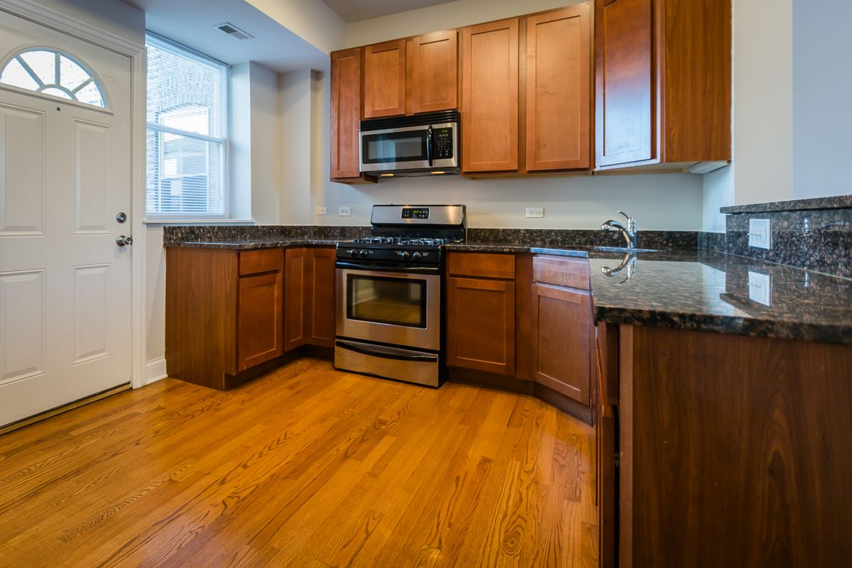 Dream Kitchen Chicago Apartment Home Monticello