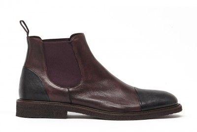 la mejor actitud 1ca28 b0e97 Qué opinas de estas botas Prada Hombre en dos tonos ...