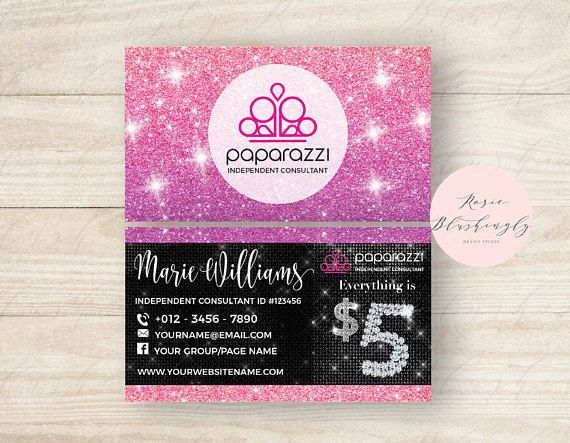Paparazzi business cards free personalized paparazzi jewelry paparazzi business cards free personalized paparazzi jewelry consultant cardglitter for vistaprint reheart Choice Image