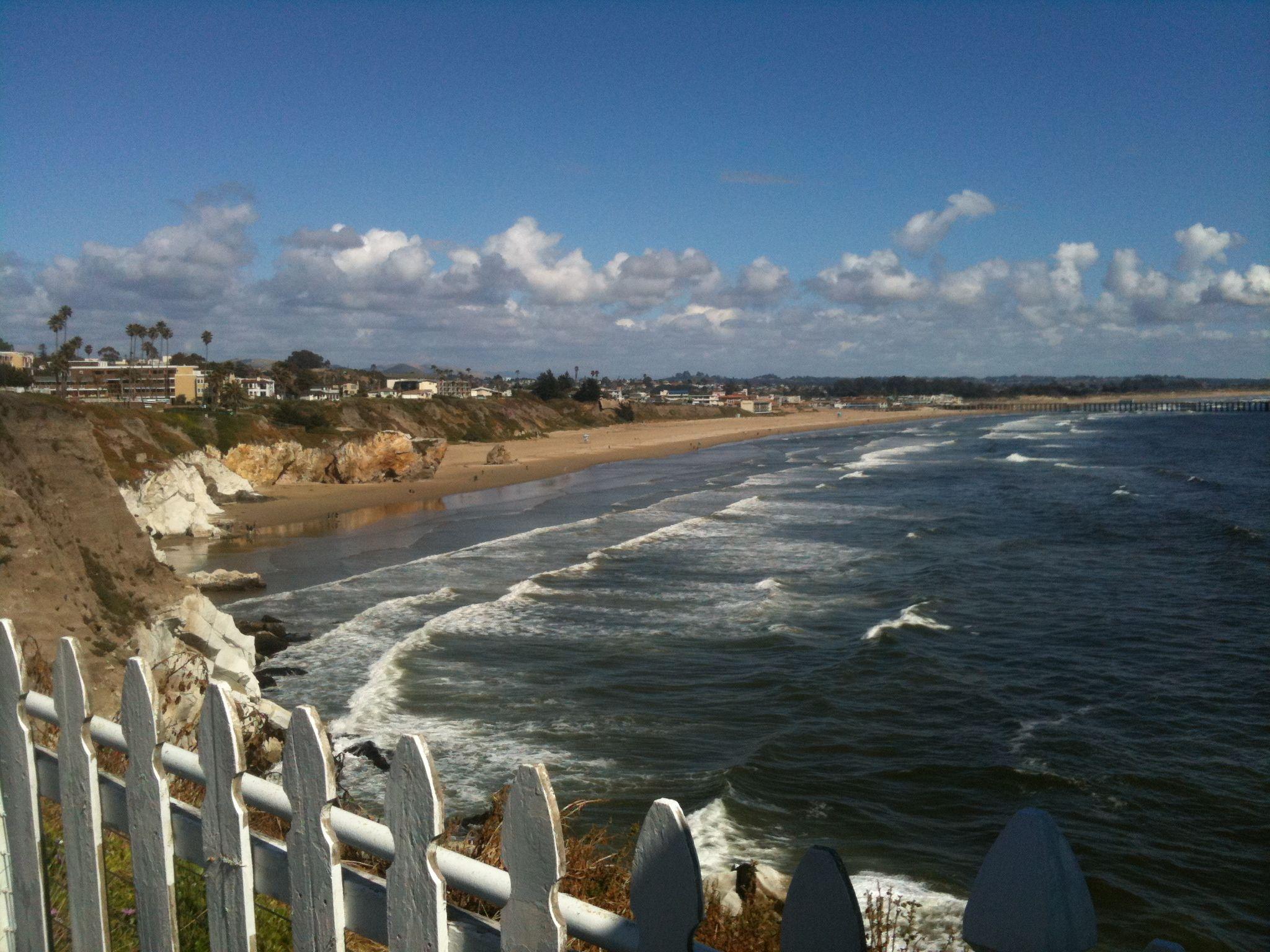Pismo Beach Ca Xdavex Central Coast San Luis Obispo County