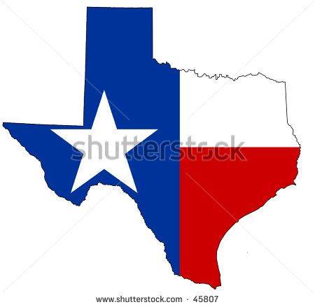 Star Texas Clipart - Free Clip Art Images
