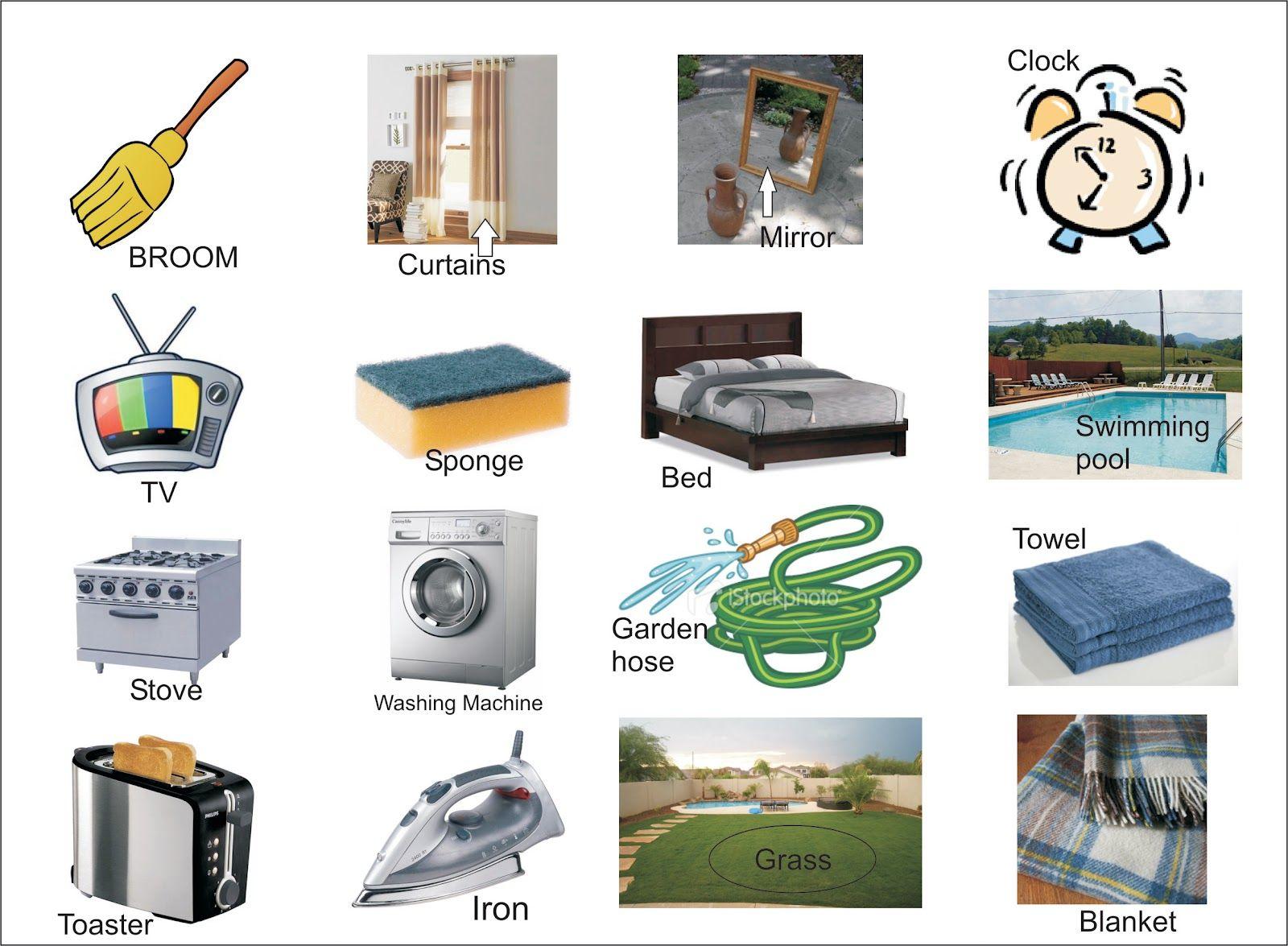 objetos de cozinha em ingles  My Online Language blog