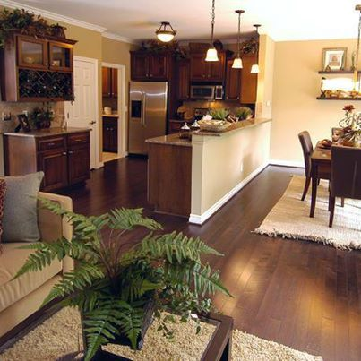 Kitchen Rugs And Hardwood With