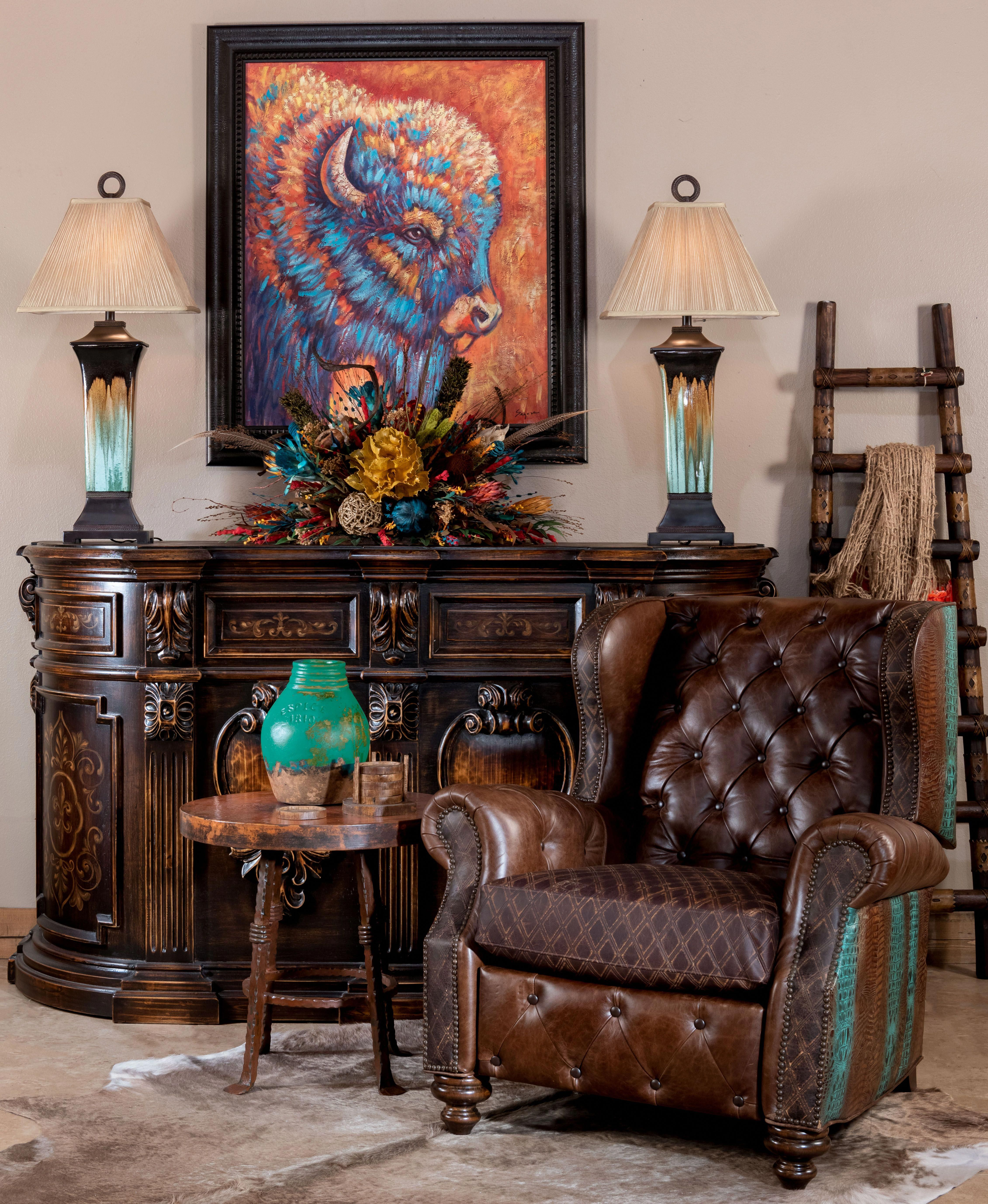 Modern Furniture 2014 Clever Furniture Arrangement Tips: The Montana Recliner Is A Show Stopper That Will Be Sure