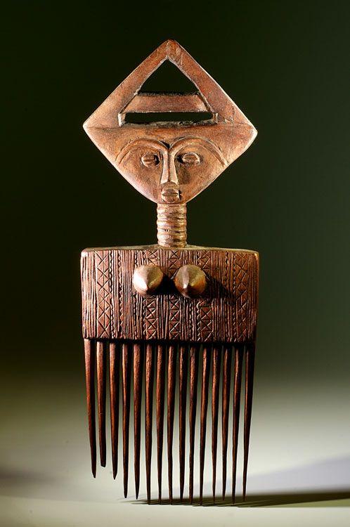 Huge Ashanti comb
