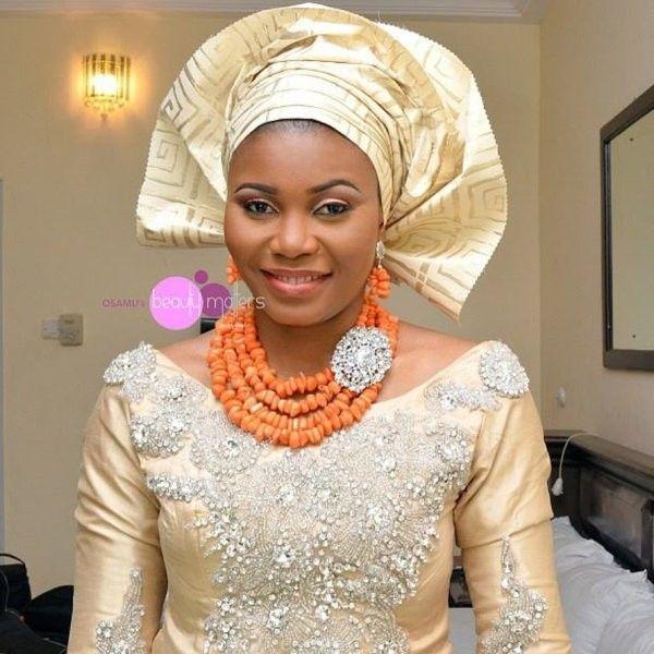 Igbo Nigerian Wedding: Nigerian Wedding: 30 Gorgeous Igbo Traditional Bridal
