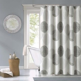 Shop For Madison Park Essentials Glendale Printed Shower Curtain Free Shipping On Orders Over 45 At Overstock