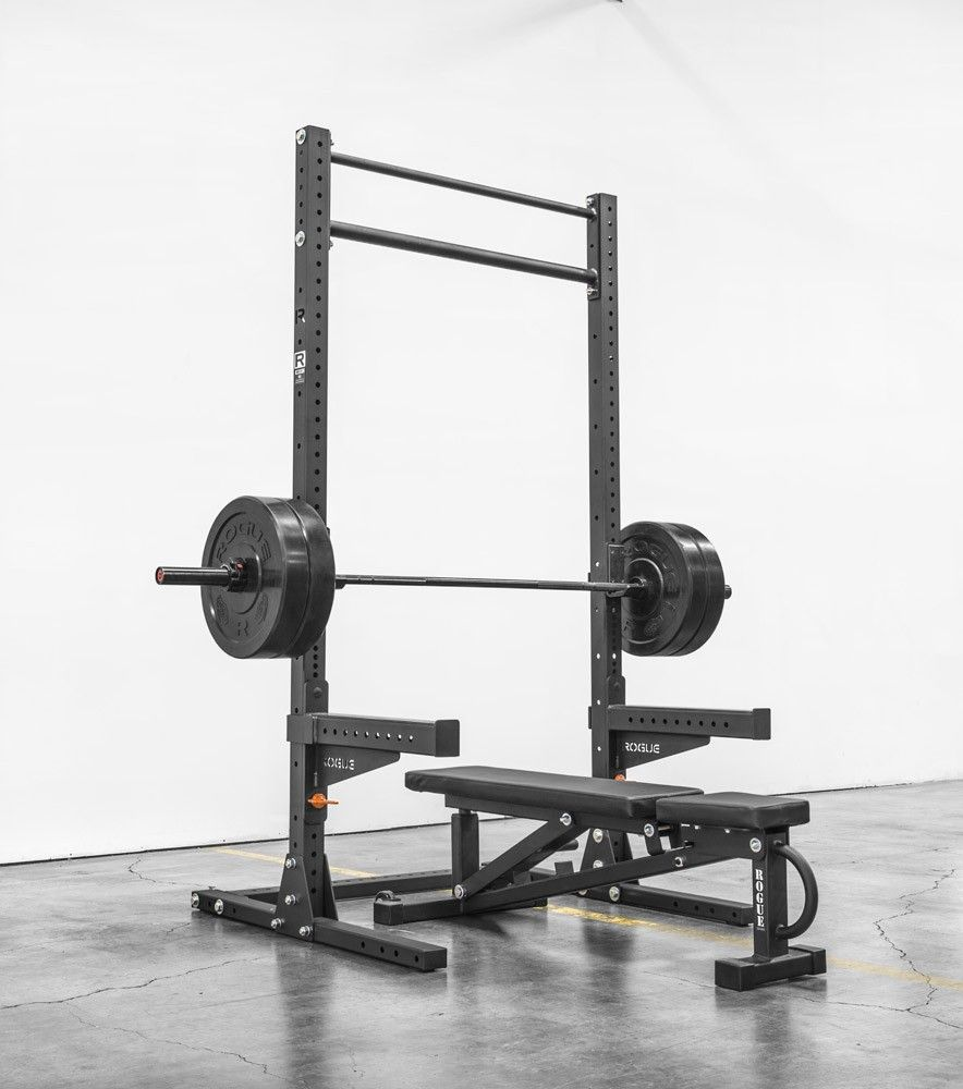 Sml 2 Rogue 90 Quot Monster Lite Squat Stand Yes Please