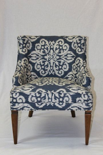 Old Styles, New Fabrics: Funky Reupholstered Chairs ...