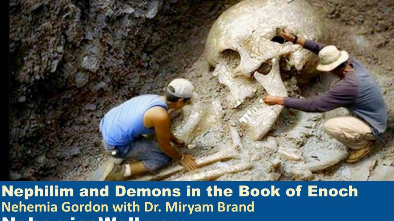 The NEPHILIM GIANTS Are Still 'ALIVE' TODAY! Governments