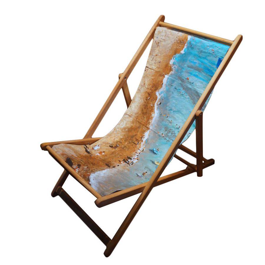 smart deco furniture. Art Print Deckchair Life\u0027s A Beach Smart Deco Furniture L