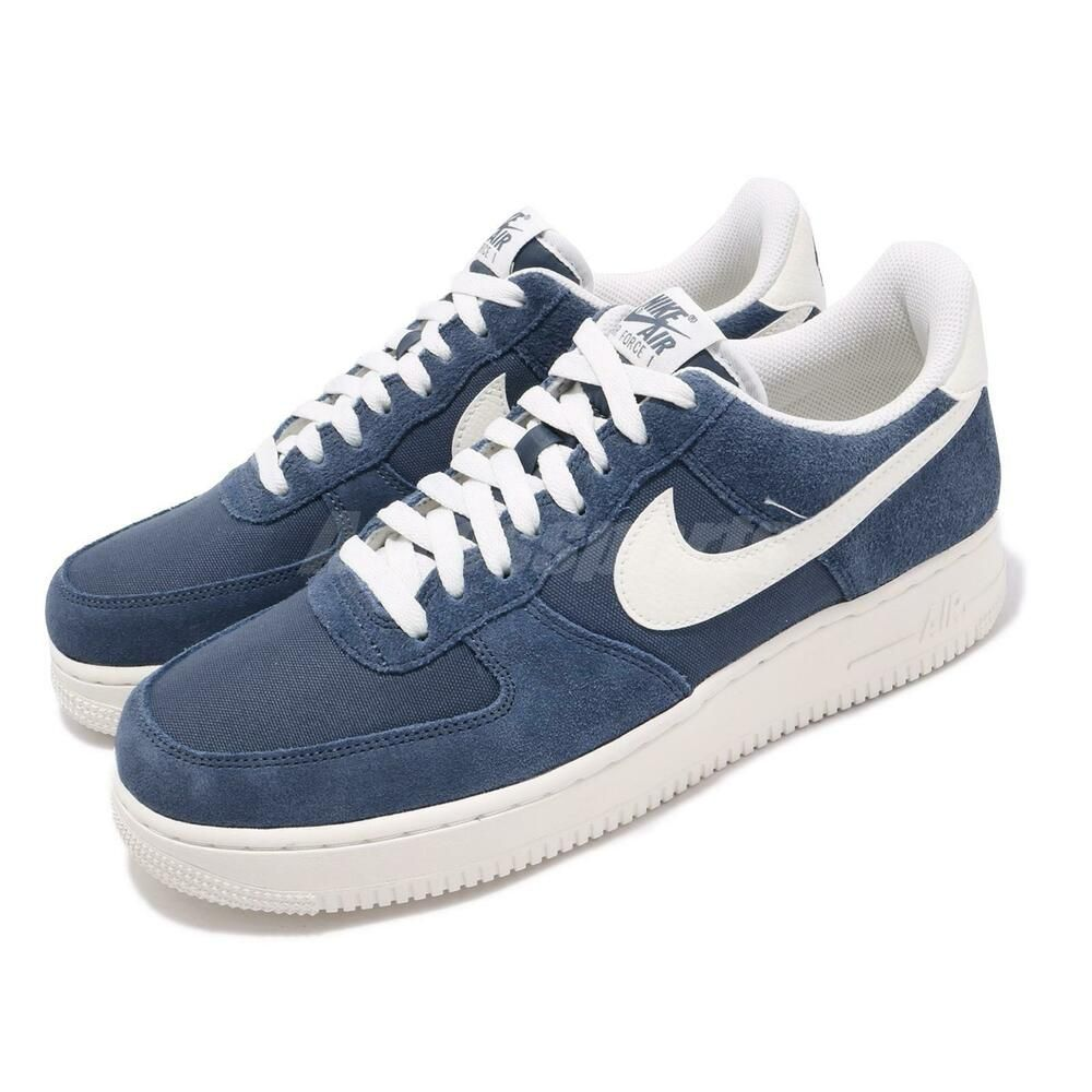eBay Sponsored) Nike Air Force 1 07 2 AF1 Monsoon Blue Sail