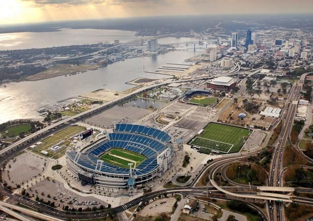 Gator Bowl Keltrustsnoone Nfl Stadiums Everbank Field Sports Stadium
