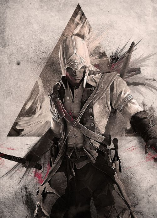 Assassins of the Creed, Connor Kenway