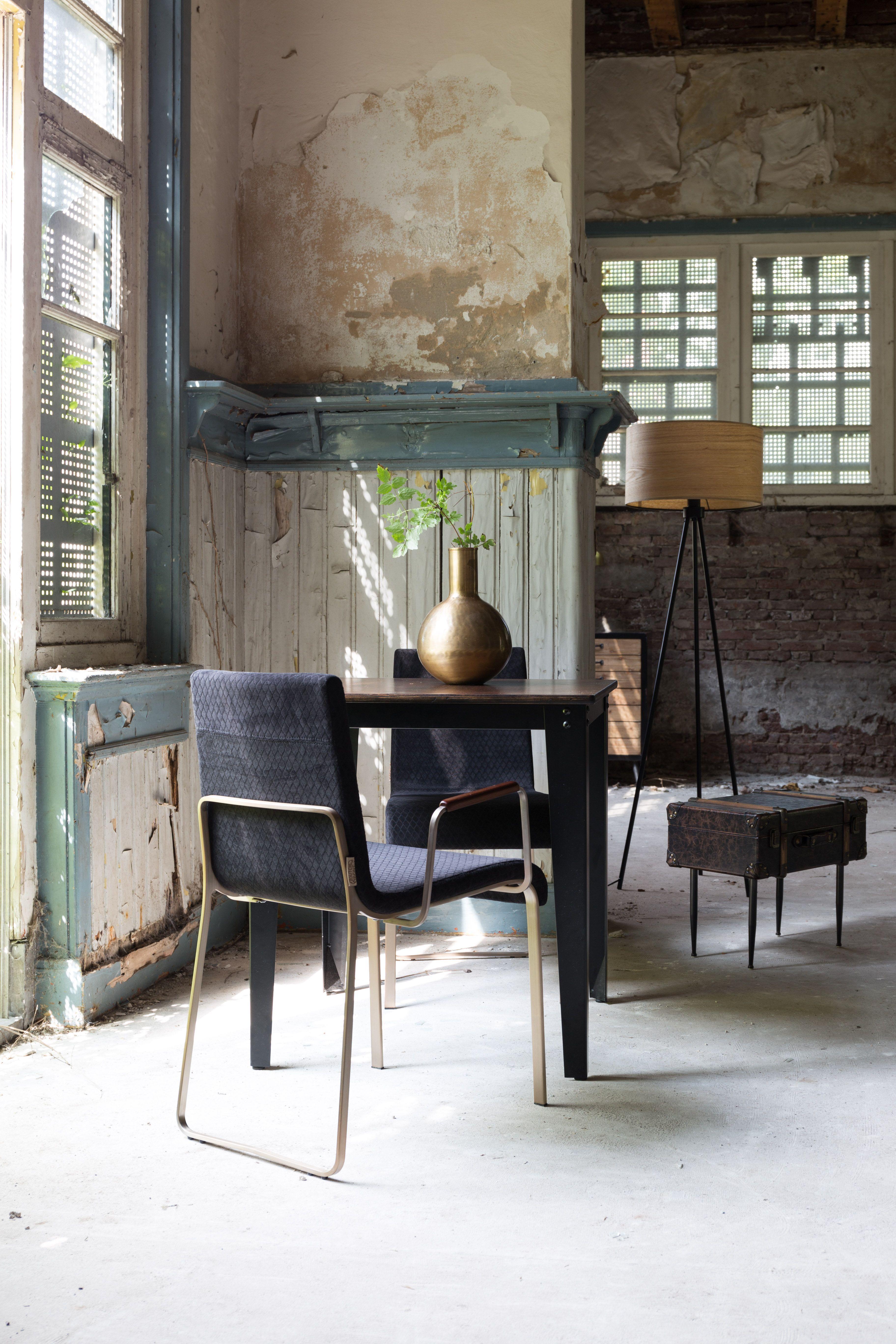 Flor chair and armchair | Dining room | Dutchbone | Pinterest ...