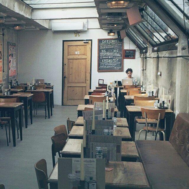 Nieuwe werkspots vind je nu op de site. #koffie&wifi #Amsterdam #CityguysNL
