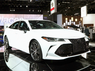 2019 Toyota Avalon Touring New Car Prices Kelley Blue Book