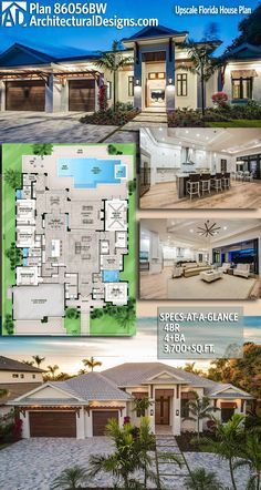 House new also plan bw florida with indoor outdoor living rh pinterest