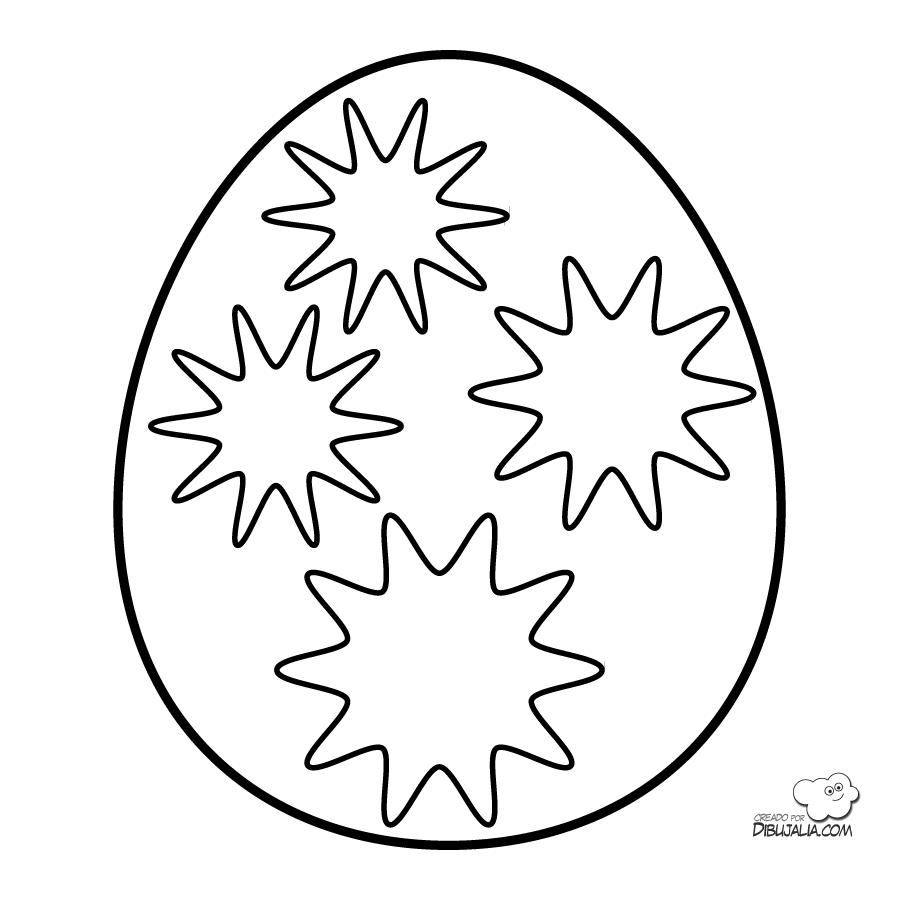 звезды Пасхальное яйцо | PINTAR HUEVOS DE PASCUA | Pinterest | Huevo ...