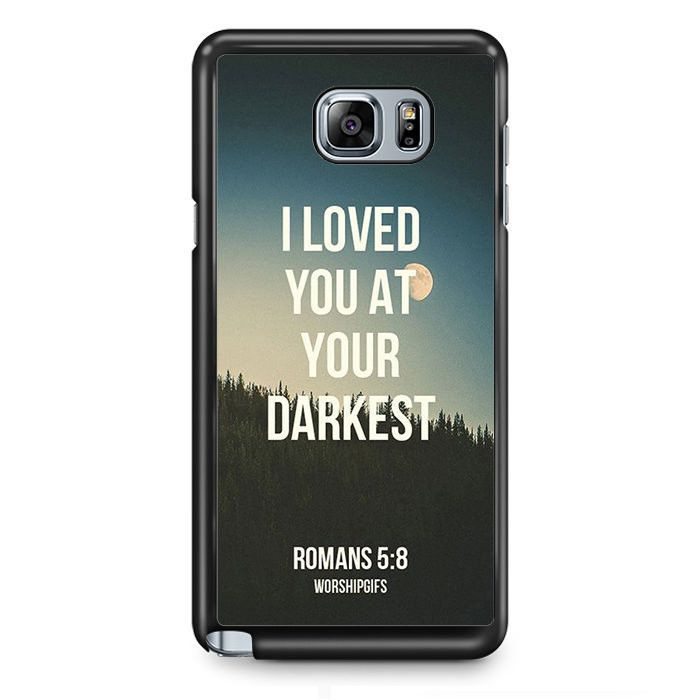 Love Quote God Jesus Bible Faith Hope Christian TATUM-6703 Samsung Phonecase Cover Samsung Galaxy Note 2 Note 3 Note 4 Note 5 Note Edge
