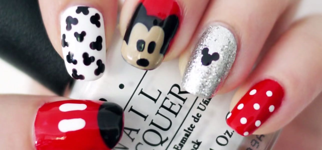 How To Make Nail Art Designs At Home Videos Hession Hairdressing