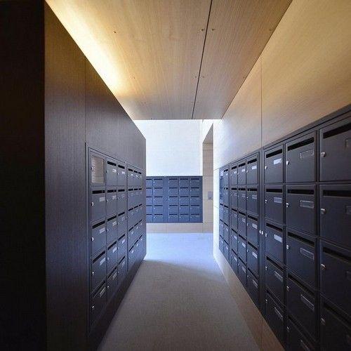 32 Awesome Apartment Mailboxes. Interiordesignshome.com | Interior ...