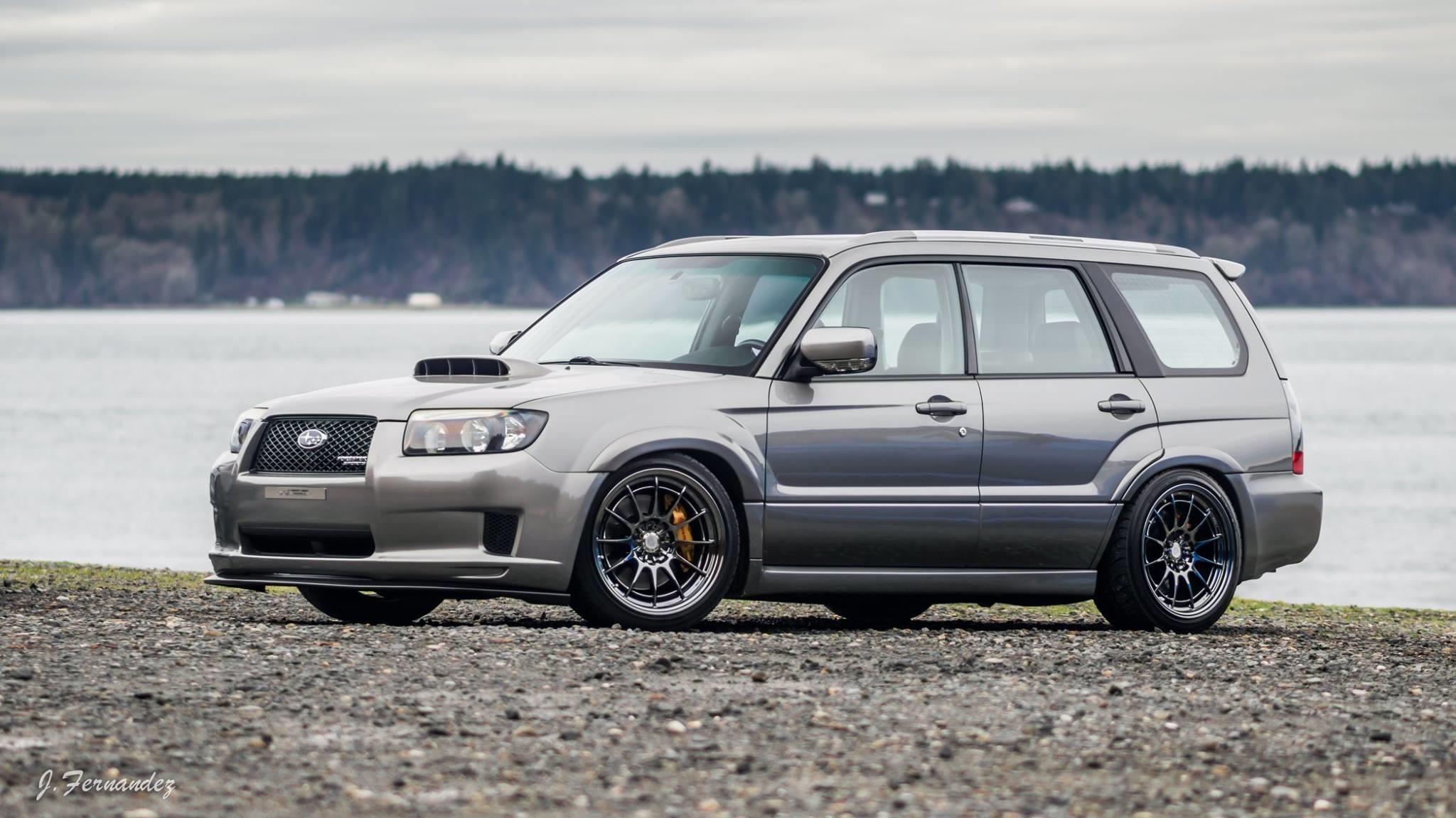 Subaru After Modification And Or Restoration By Cobb Tuning Chariotz Subaru Forester Xt Subaru Forester Subaru Wagon