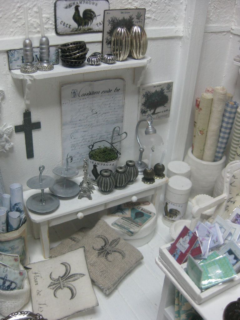 Shabby Chic Shop The Shabby Chic Shop | Shabby Chic Shops, Doll House ...